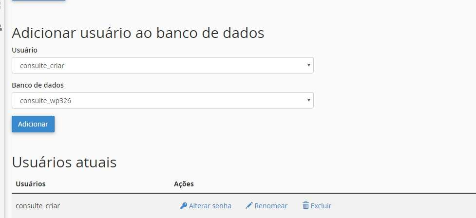 Como Restaurar o Backup WordPress passo 5-2