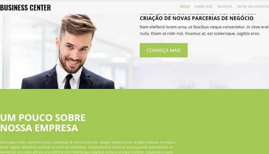 Site Pronto para Editar empresa servicos