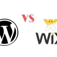 Wordpress-wix