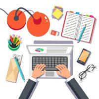como criar conteudo para blog